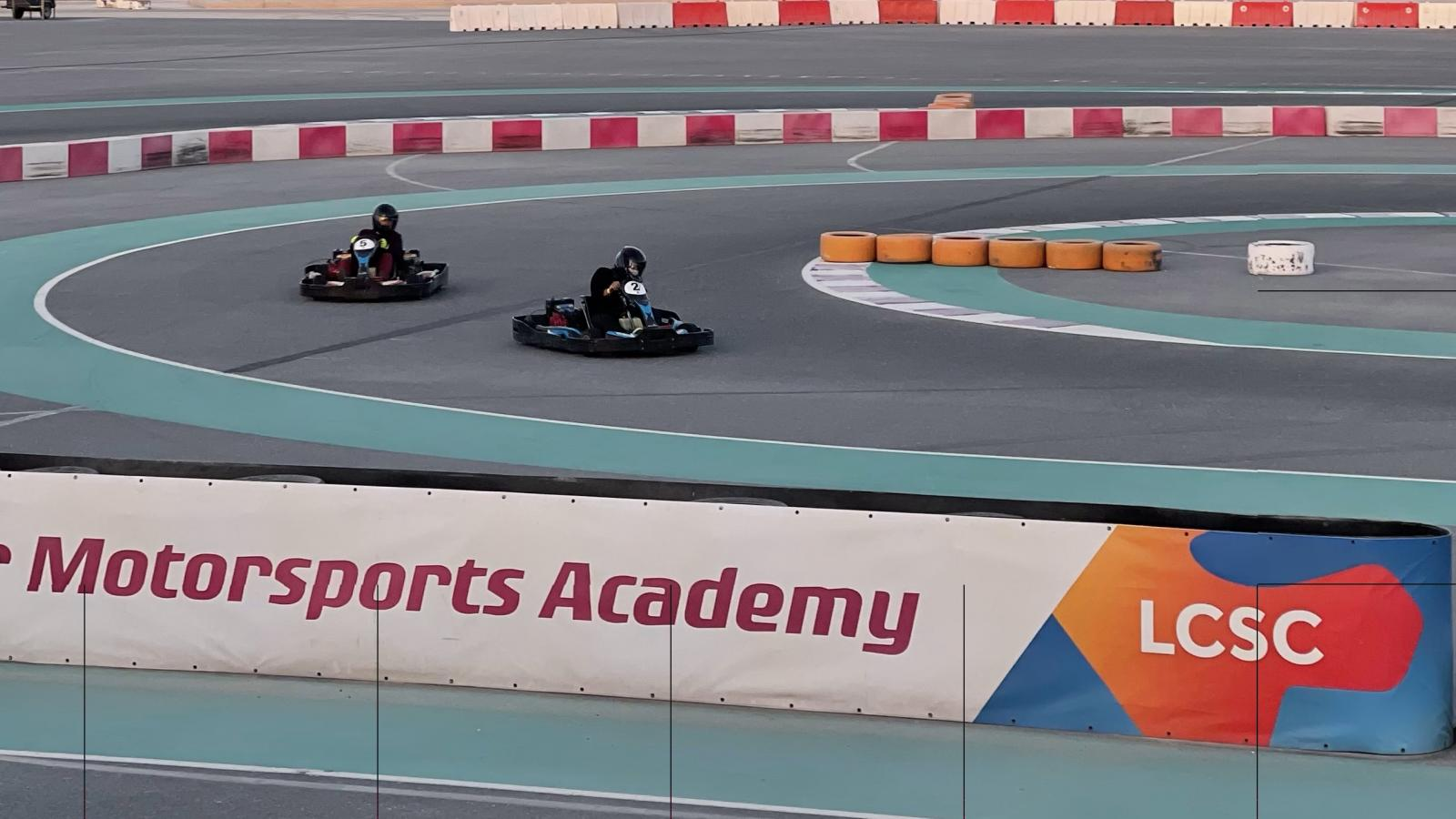 WATCH: Everything you need to know about Go-Karting at Losail Circuit Sports Club