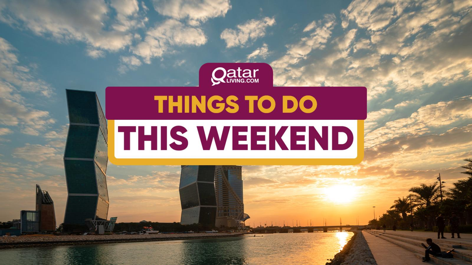 Five things to do in Qatar this weekend: December 31 to January 2