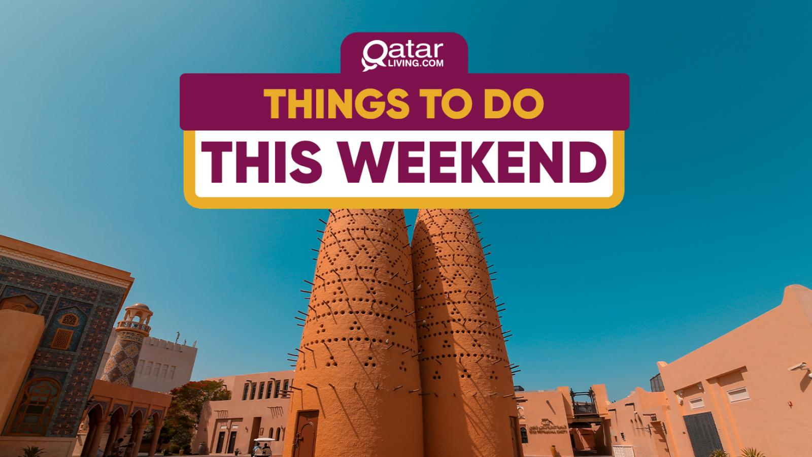 Five things to do in Qatar this weekend: January 7-9