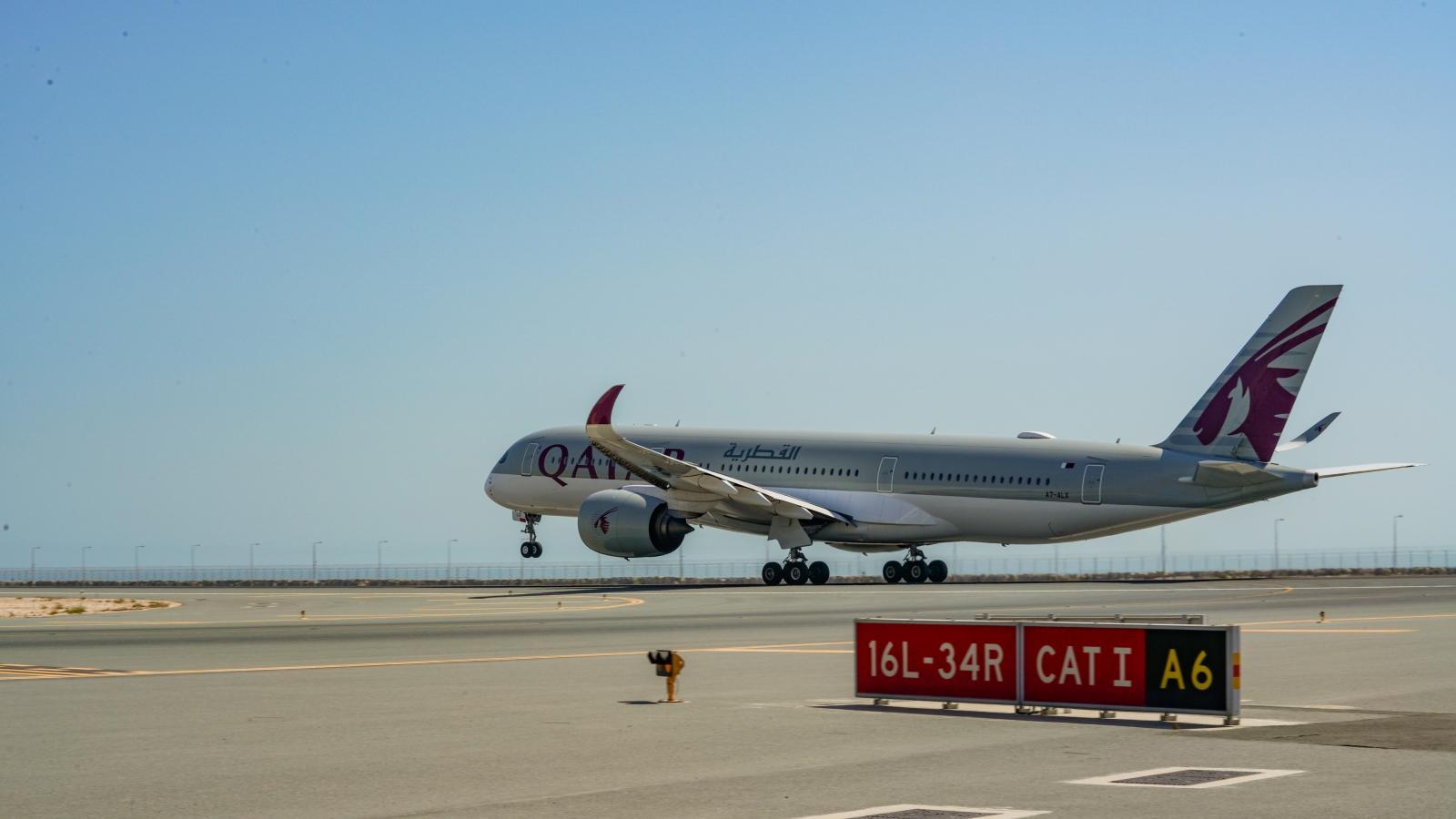 Qatar Airways to start flights to Riyadh, Jeddah, and Dammam