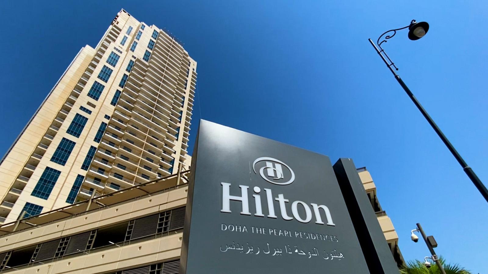 WATCH: A walkthrough of Hilton Doha - The Pearl Residences