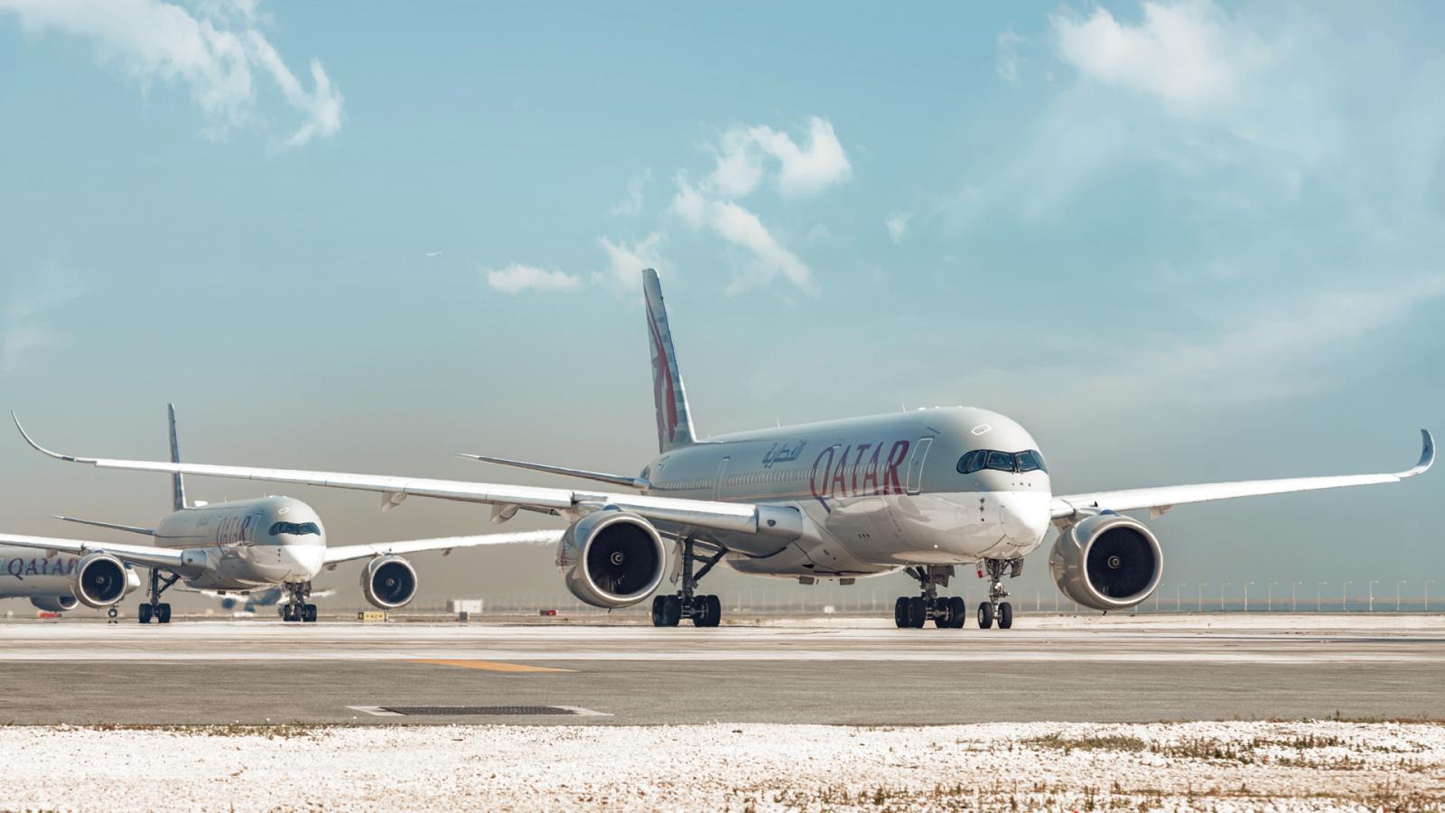 Qatar Airways achieved Diamond Standard in APEX Health Safety Powered by SimpliFlying audit