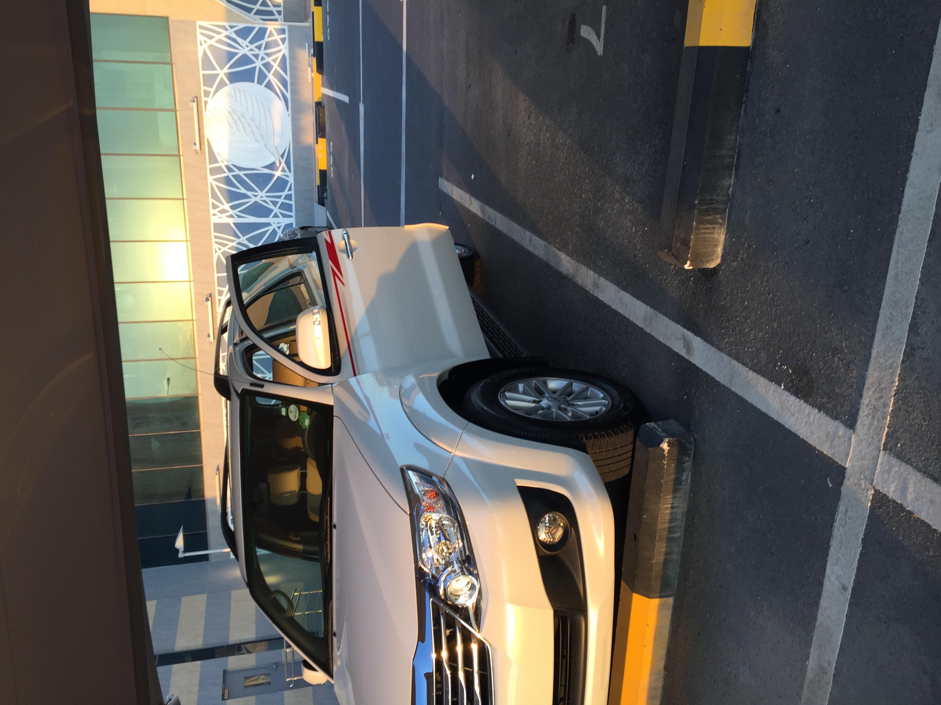Toyota Fortuner 2014 - V6 - URGENT SALE!!!!- reduc