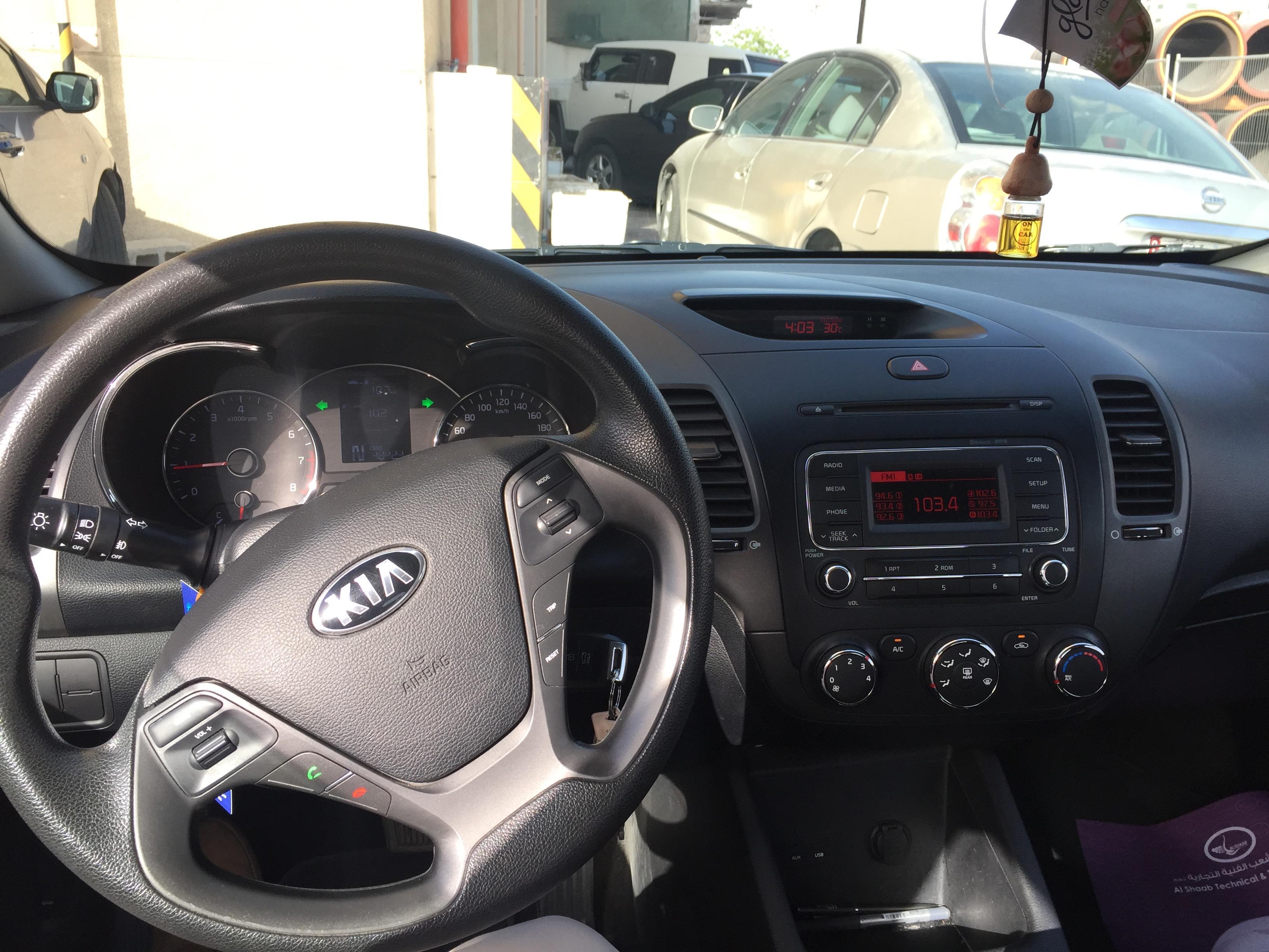 Kia Cerato 2014 Perfect Condition