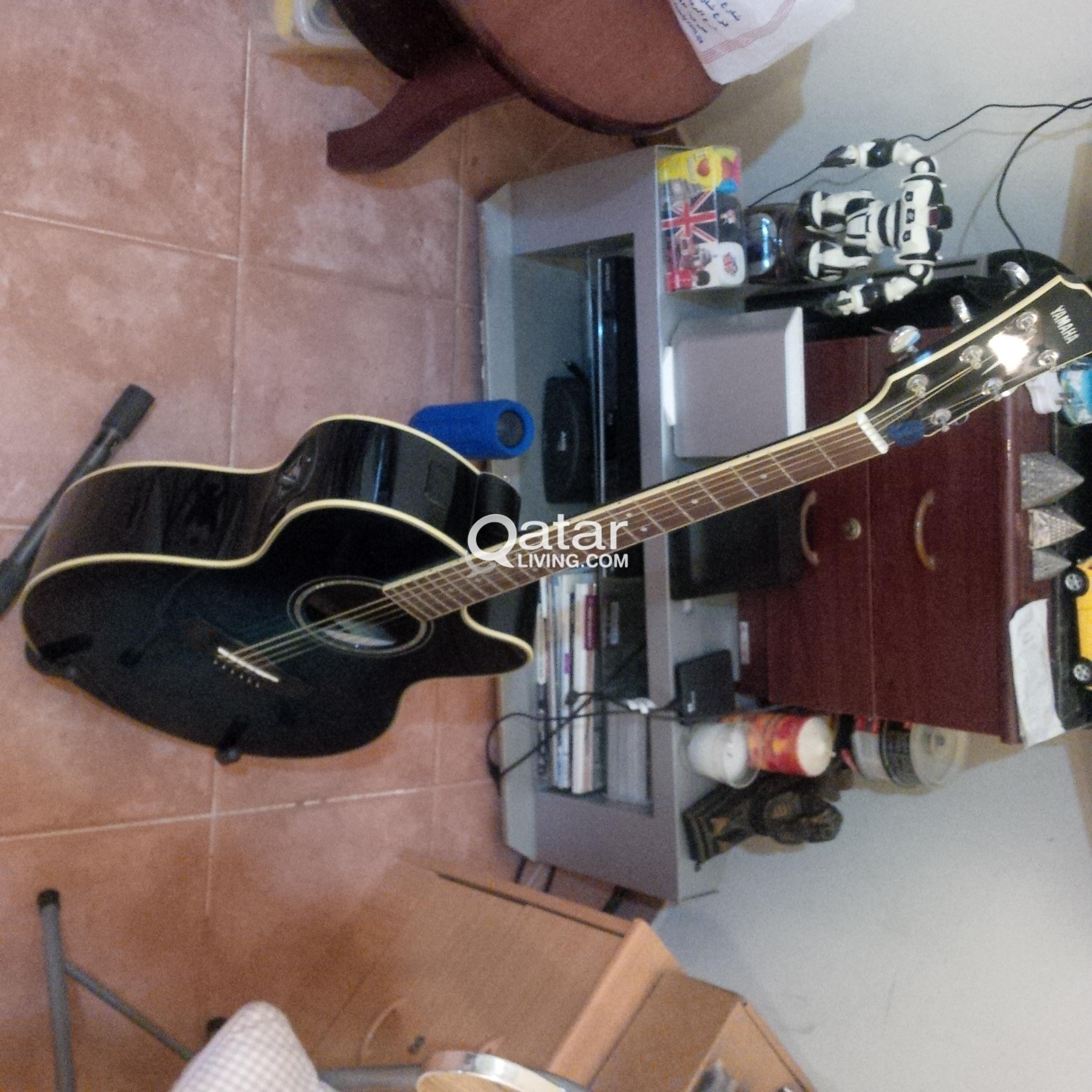 Yamaha Compass Cpx700 Obb Electro Acoustic Guitar Qatar Living