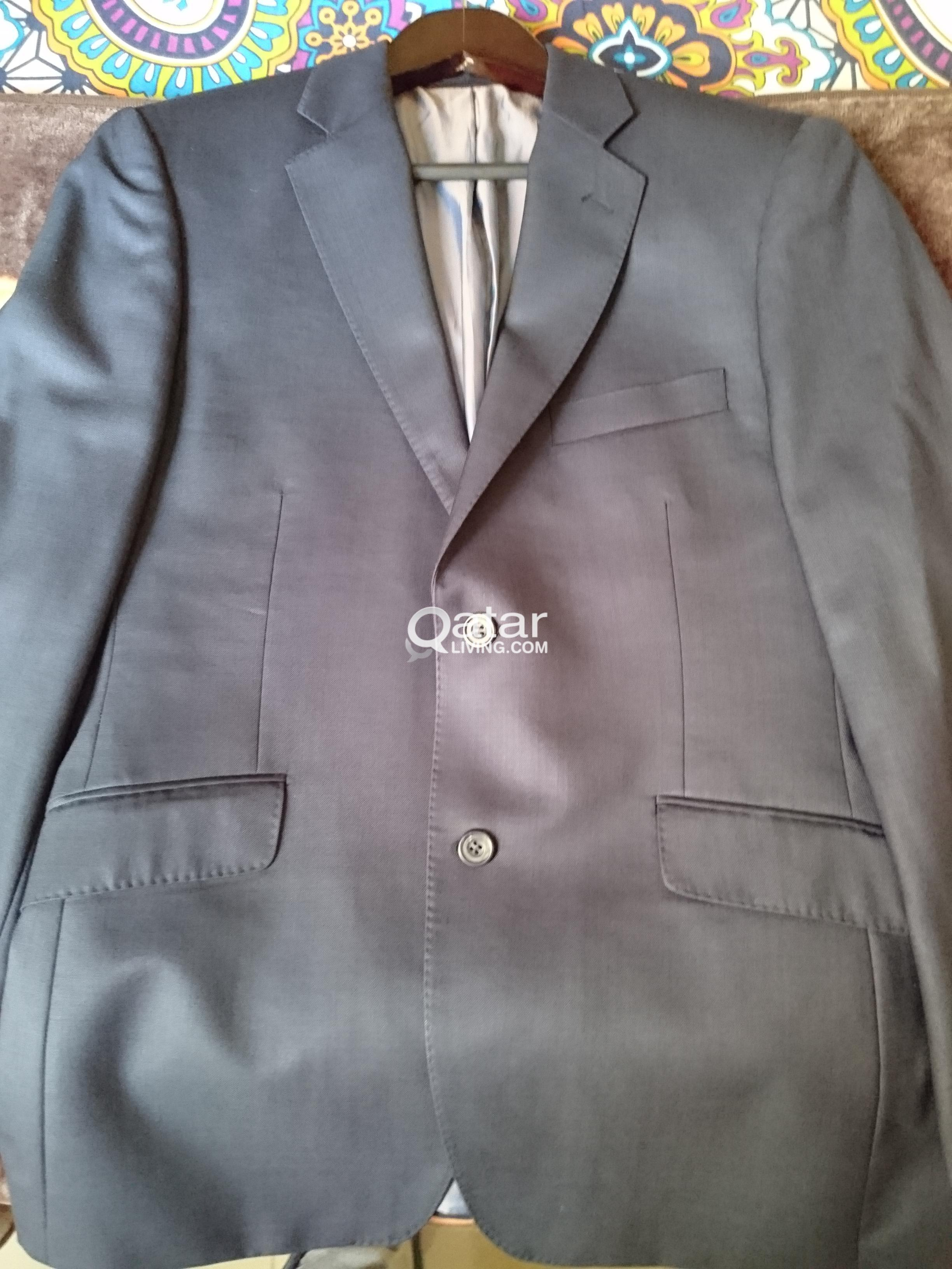 Austin Reed Uk Suit Jacket Only Size 40 Short Waist 32 36 Inches As New Qatar Living