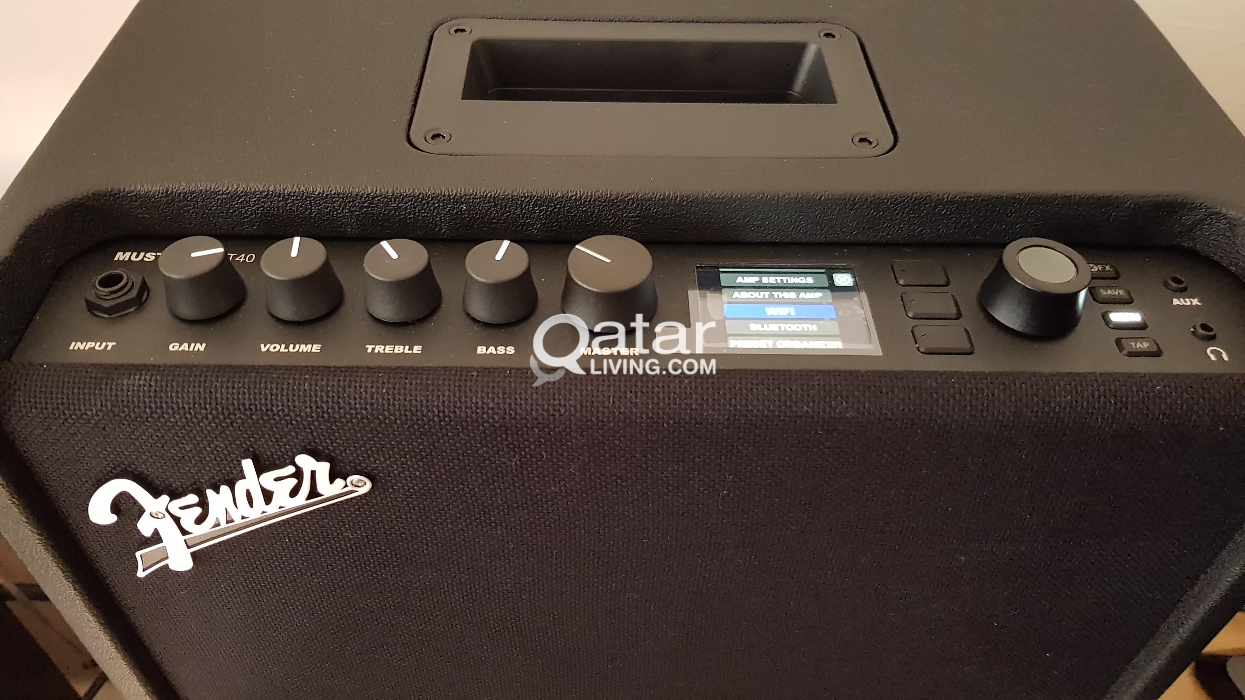 Amplifier Fender Mustang GT40
