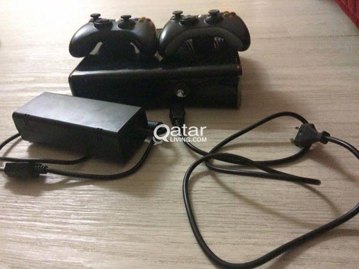 Summer Fun,Xbox 360 Slim liitle used, clean & perf