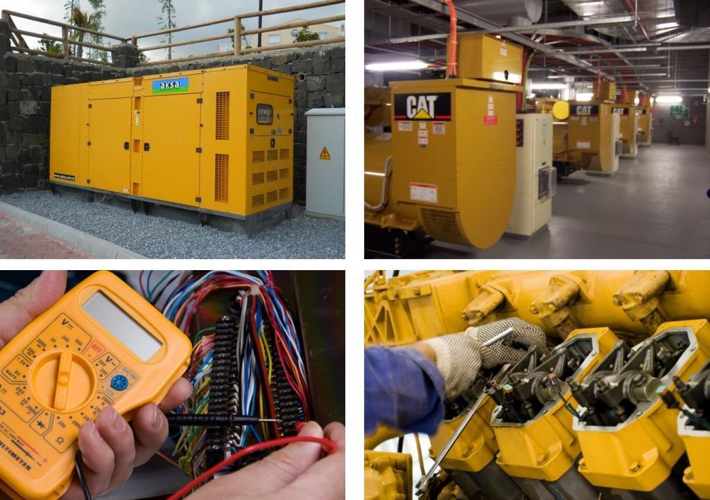 Generator Maintenance and Repair Professional