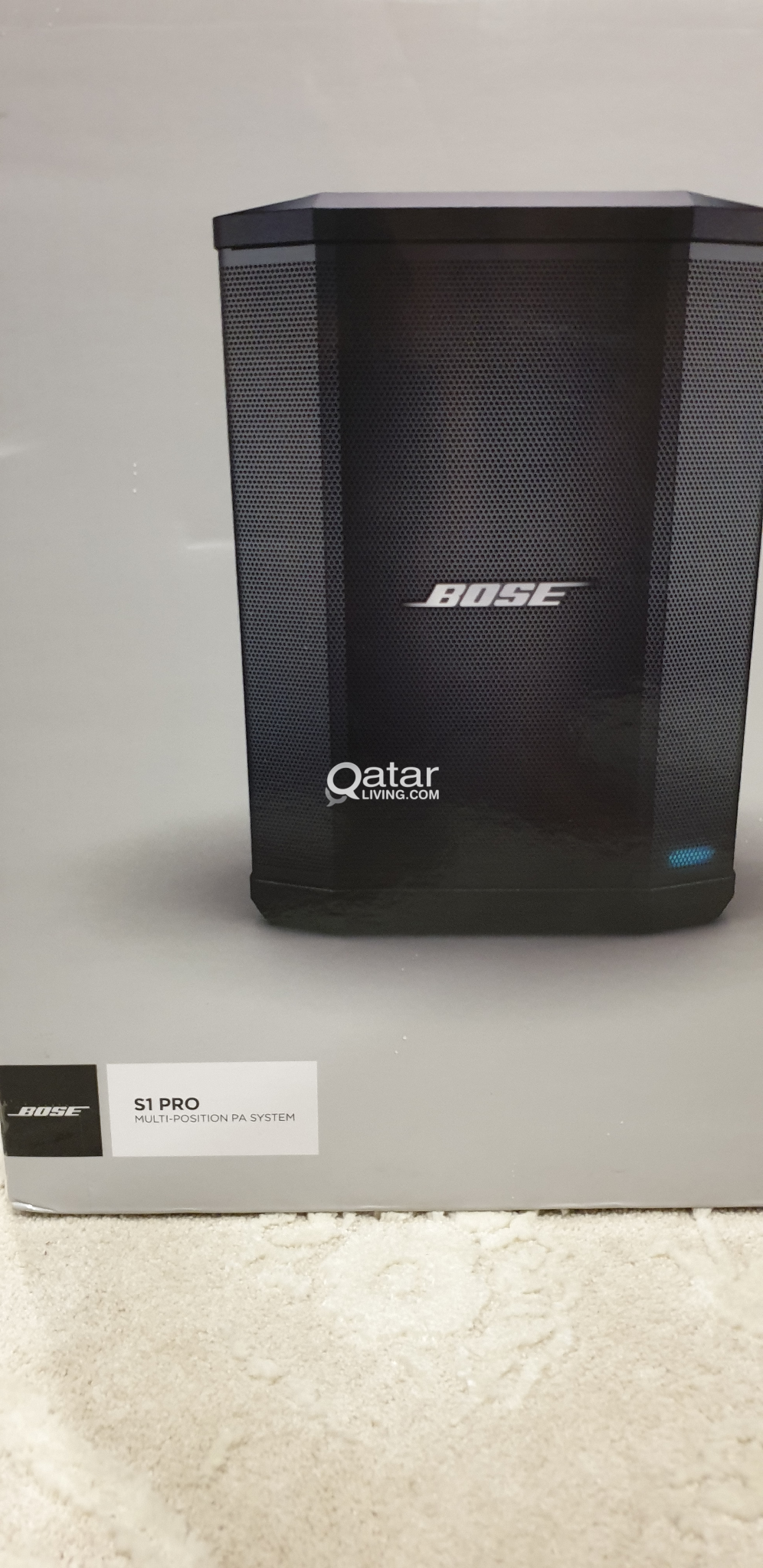 BOSE S1 PRO Bluetooth Amp PA Speaker w Battery NEW