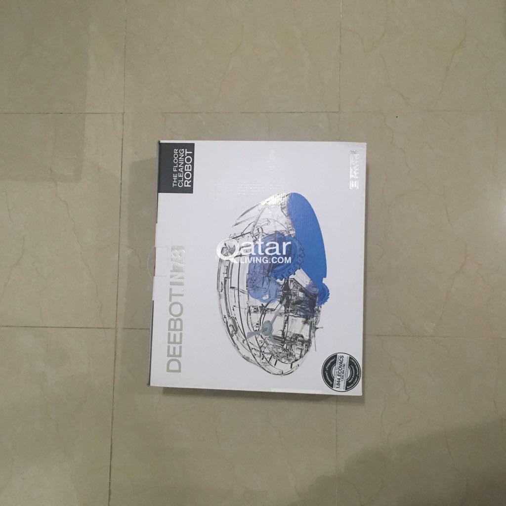 DEEBOT robotic vacuum cleaner, ecovocas N78 mint c