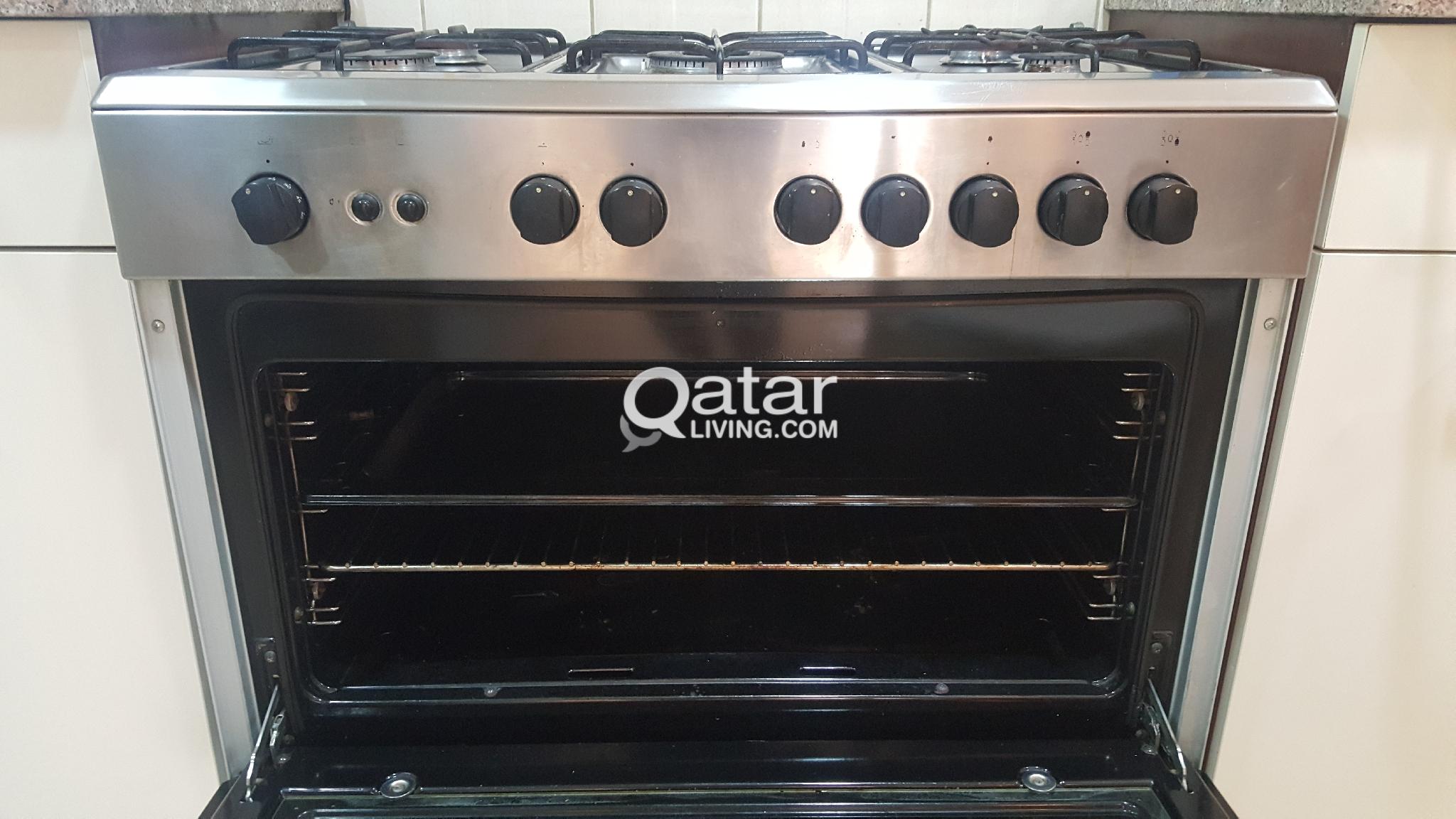 Siemens Gaz & Oven QR 450