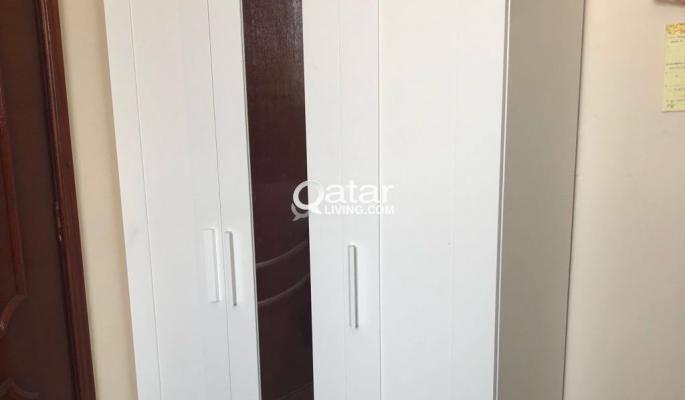 wardrobe 1.2 x 2.0 x 0.6 (m) w x h x d