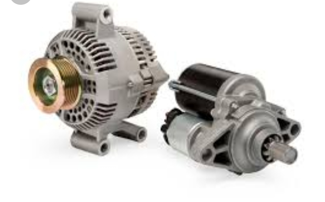 , Car AC Compressors, Alternators, Starters,
