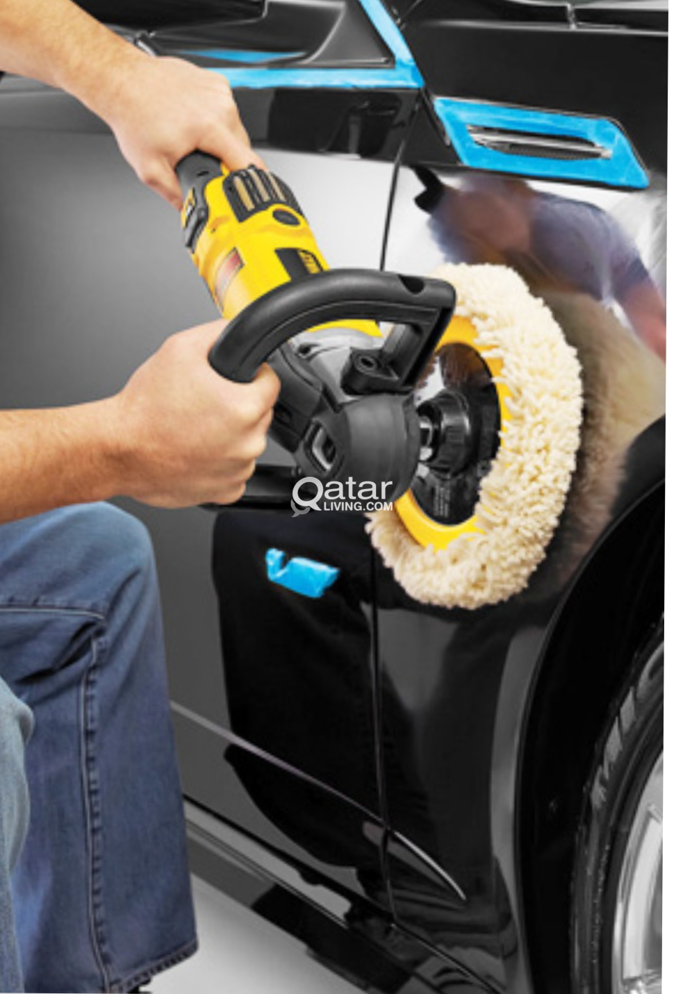 CAR PAINTING and POLISHING LOW COST