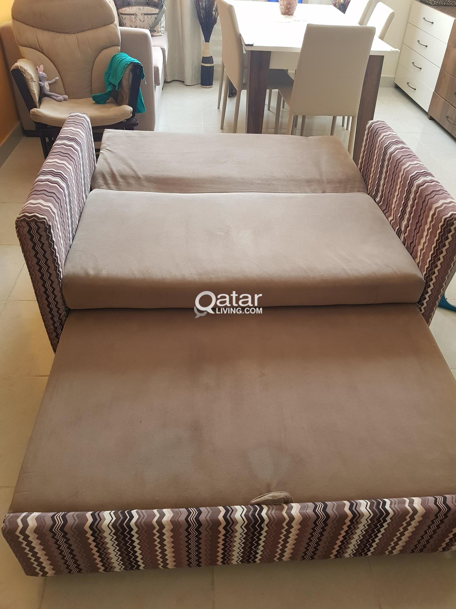 Expandable Sofa Qatar Living