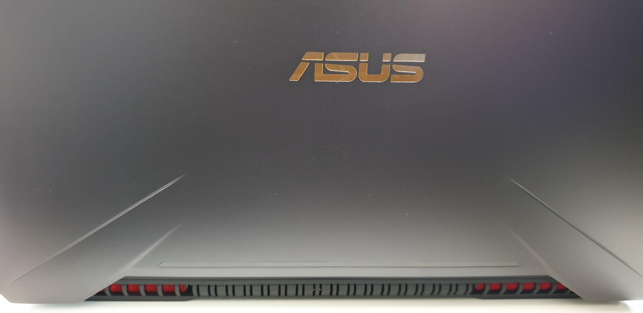 New laptop ROG Asus TUF FX505DV RTX2060