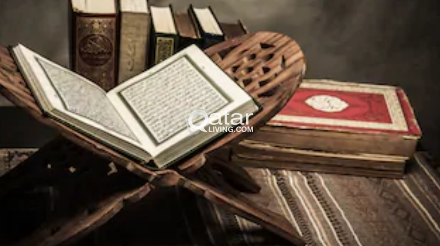 quran with tajweed and Arabic tuition available