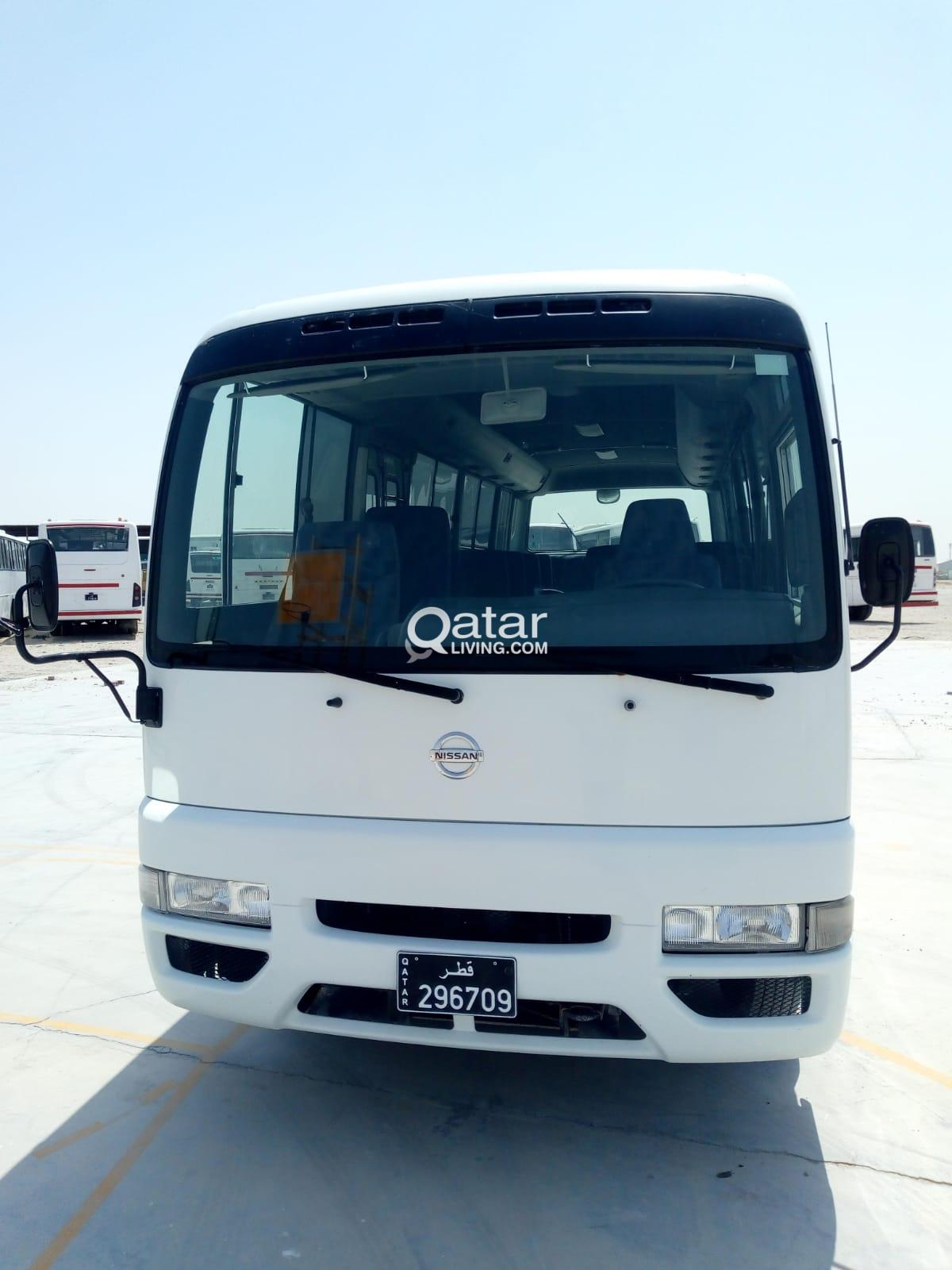 13 &15& 22& 26 & 30 & 66 SEATER BUS  FOR RENT