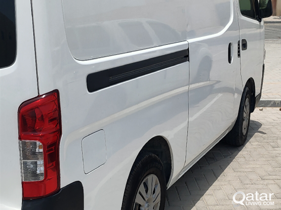 Well Maintained Delivery Van - Nissan NV 350 Urvan