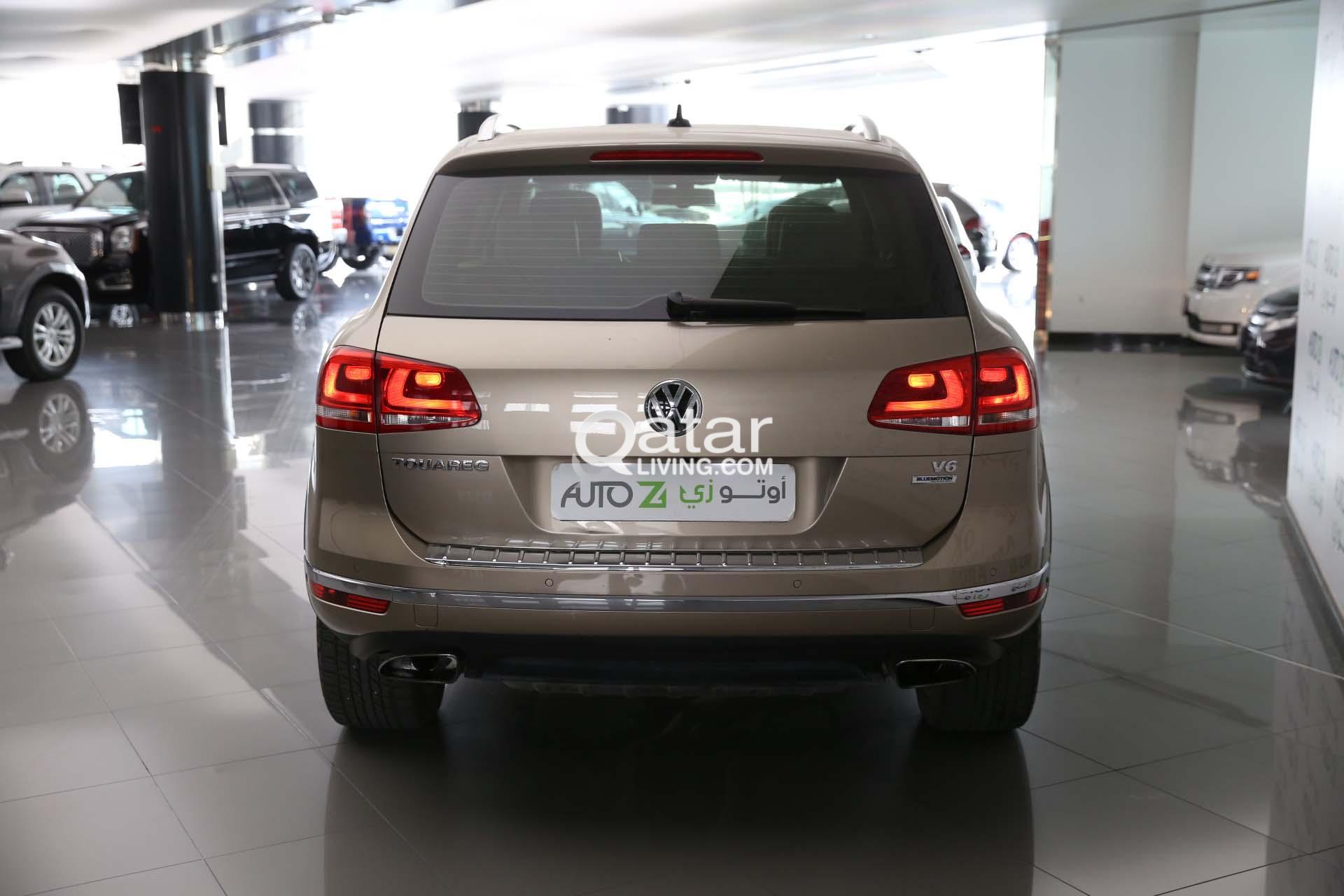 Volkswagen Touareg Sport---2015-Gold-