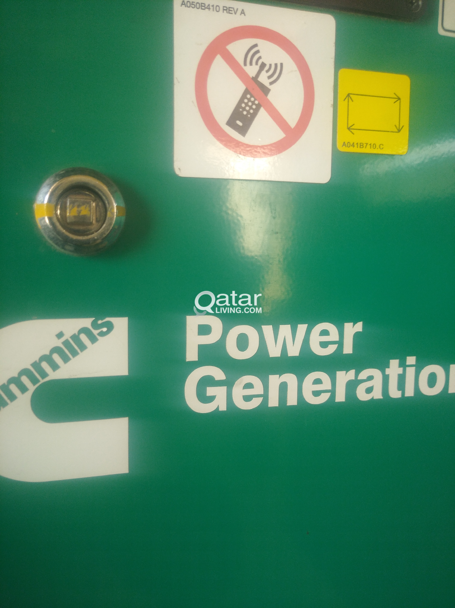 Generator for sales