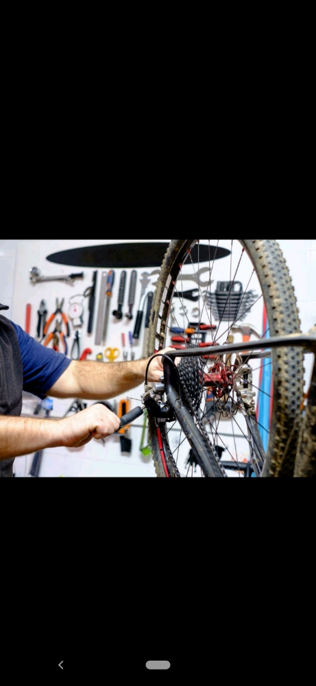 Cycle accessories  & repair HOME service