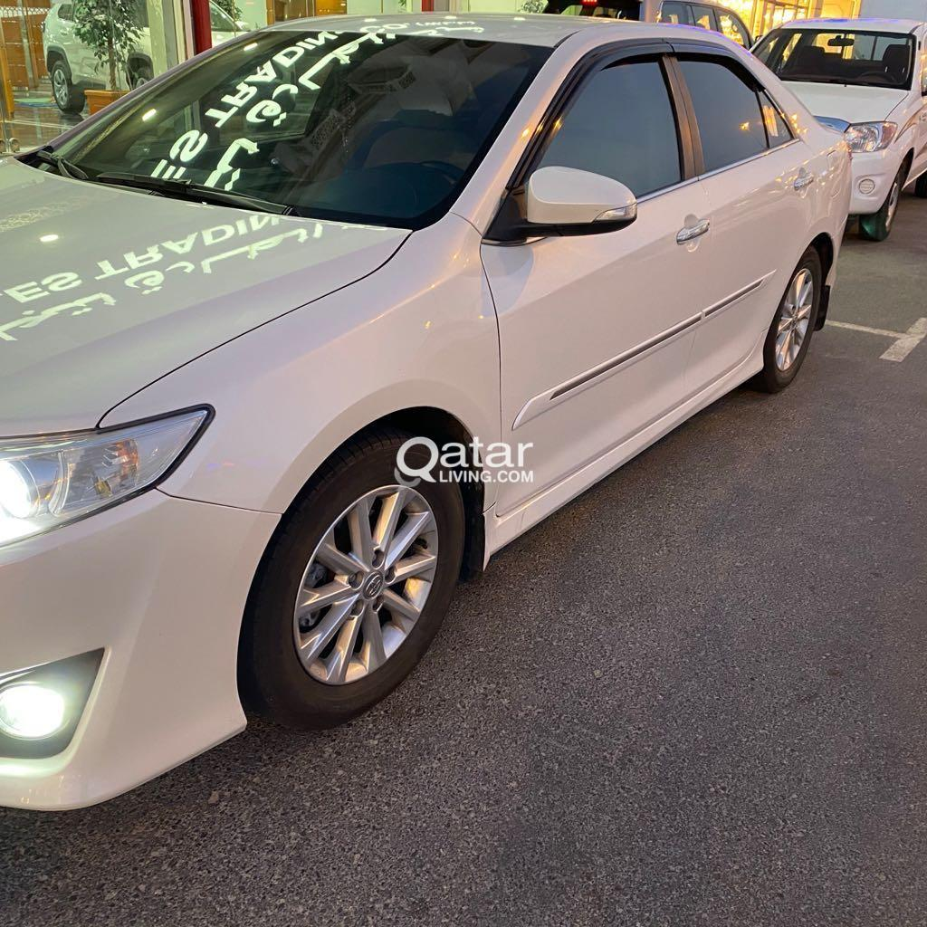 Toyota Camry GLX 2013 Perfect Condition