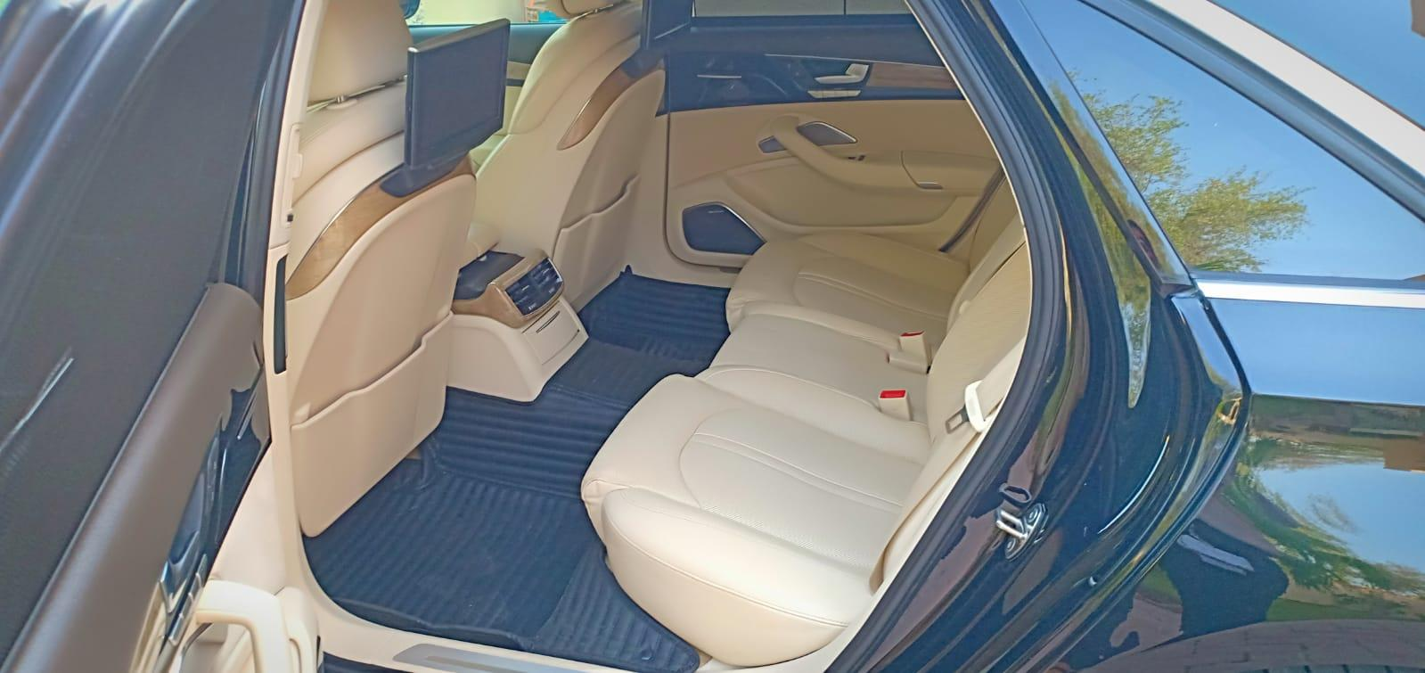 2011 AUDI A8L 4.2 V8 PURE LUXURY - BEST IN THE MAR