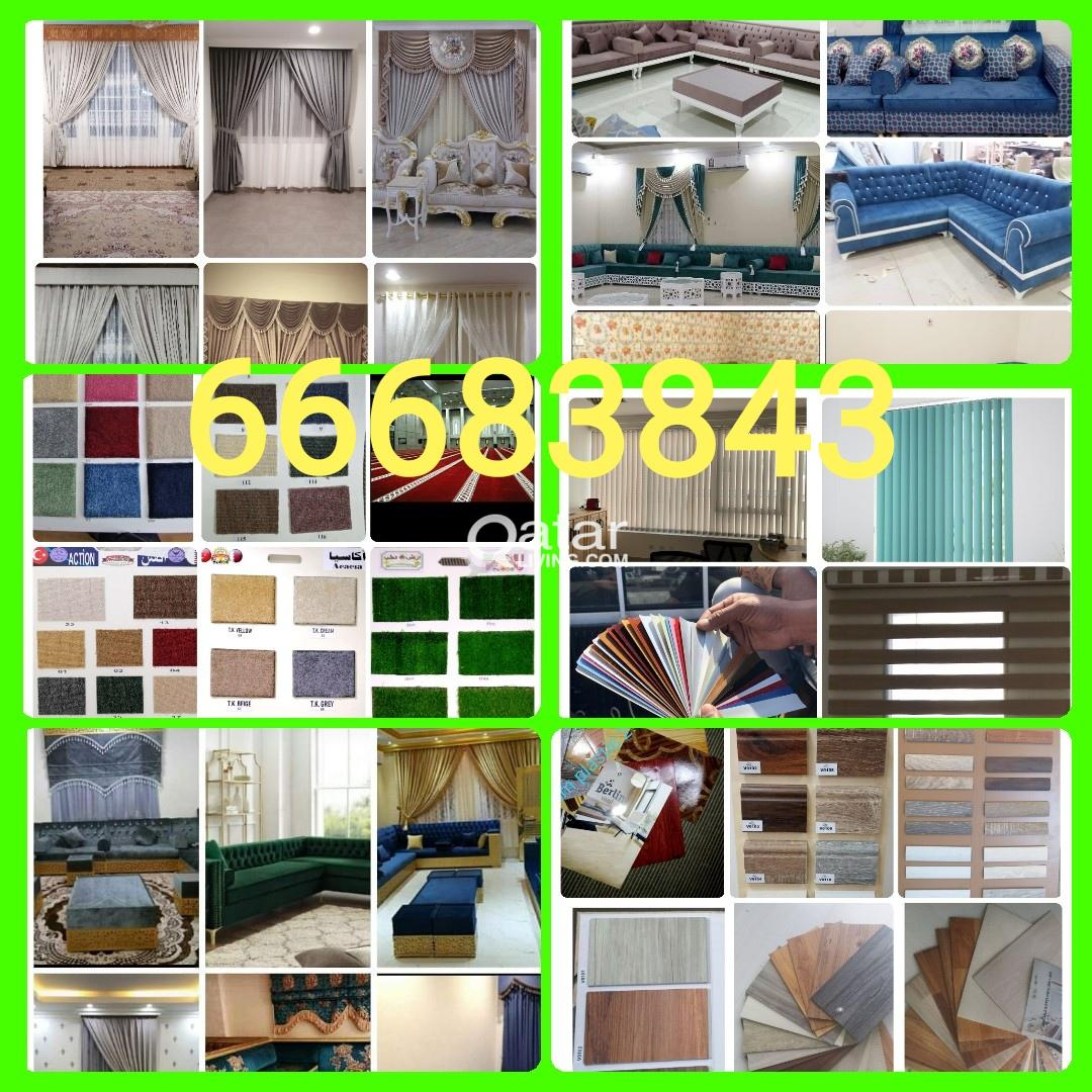 Curtains Carpet Parquets Wallpaper Blackout  Rolle