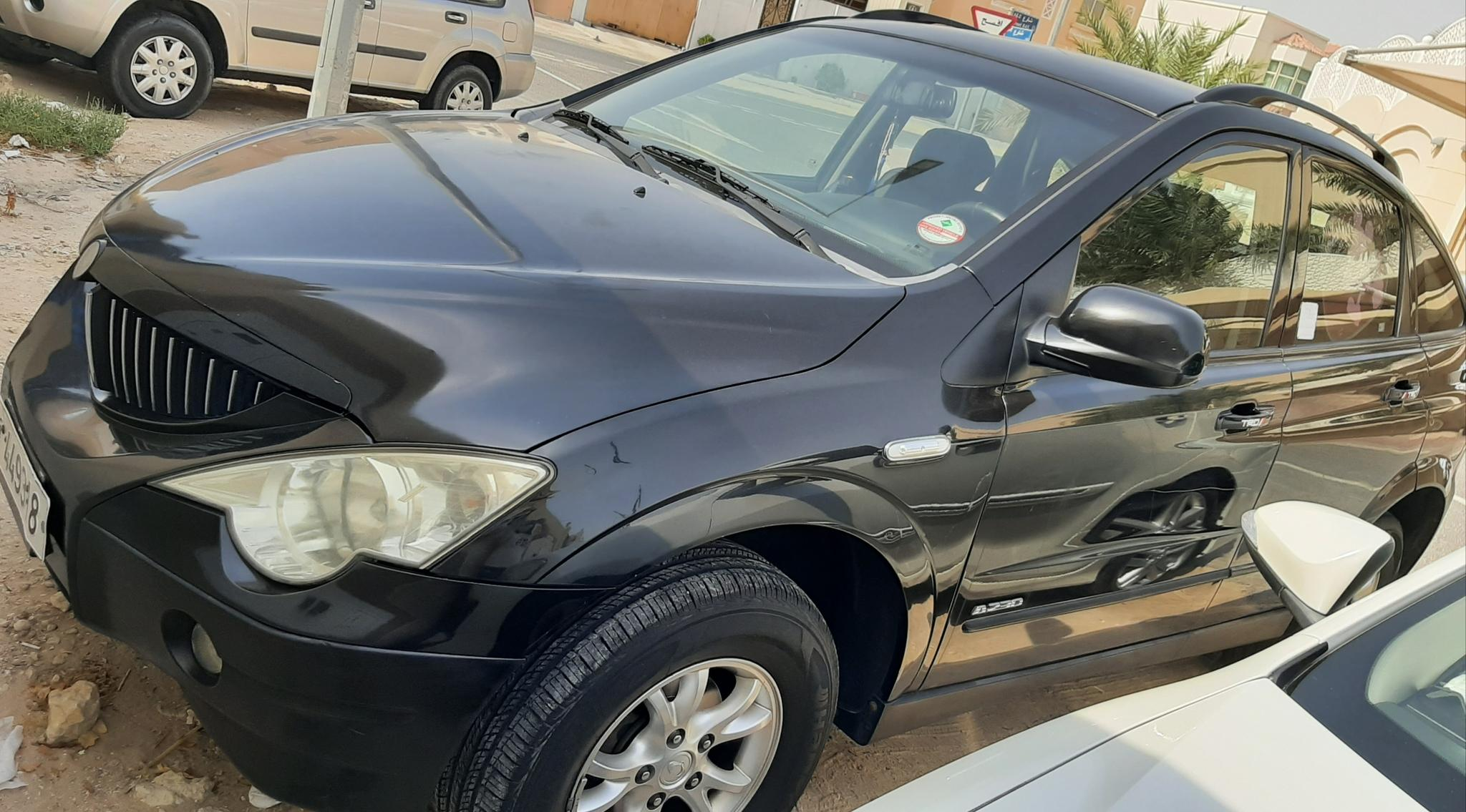 Ssangyong Actyon For Sale