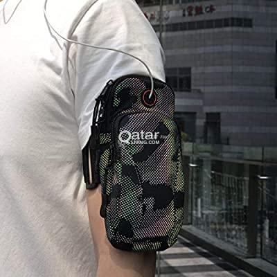 Arm band mobile bag