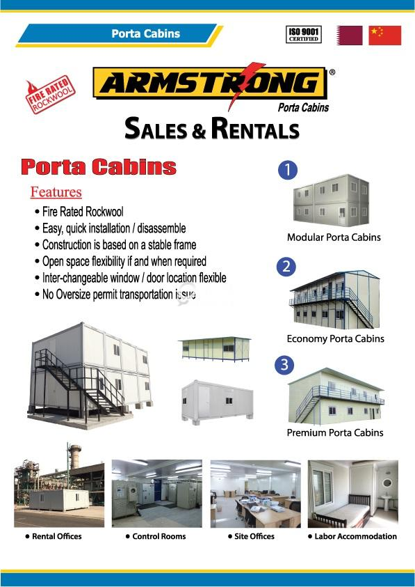 Portacabins, Toilets & Shipping Containers