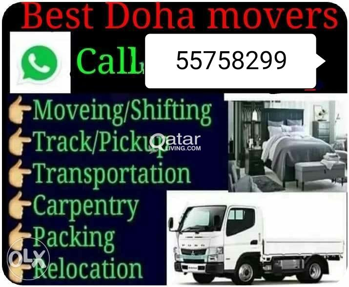 All kinds of Shifting and moving works. Please cal