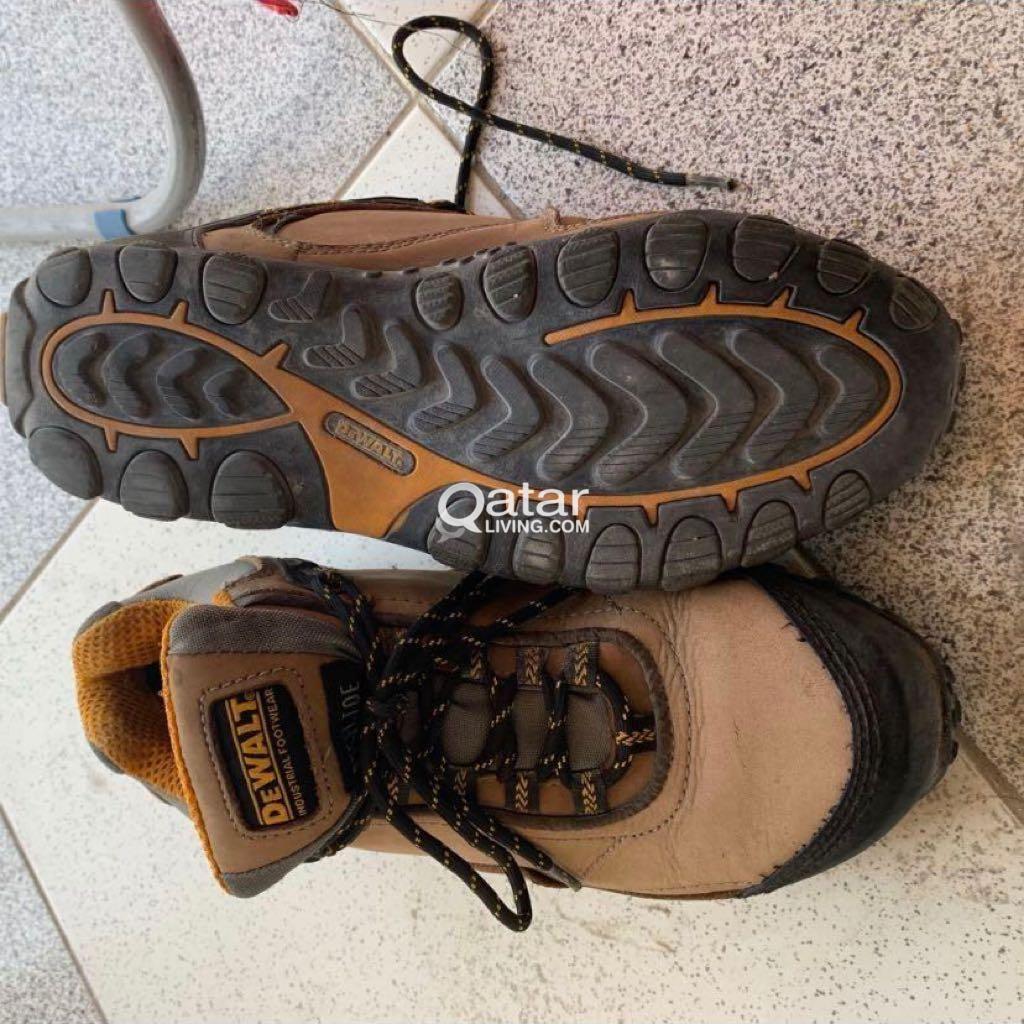 Dewalt And Croft Safety Shoes | Qatar