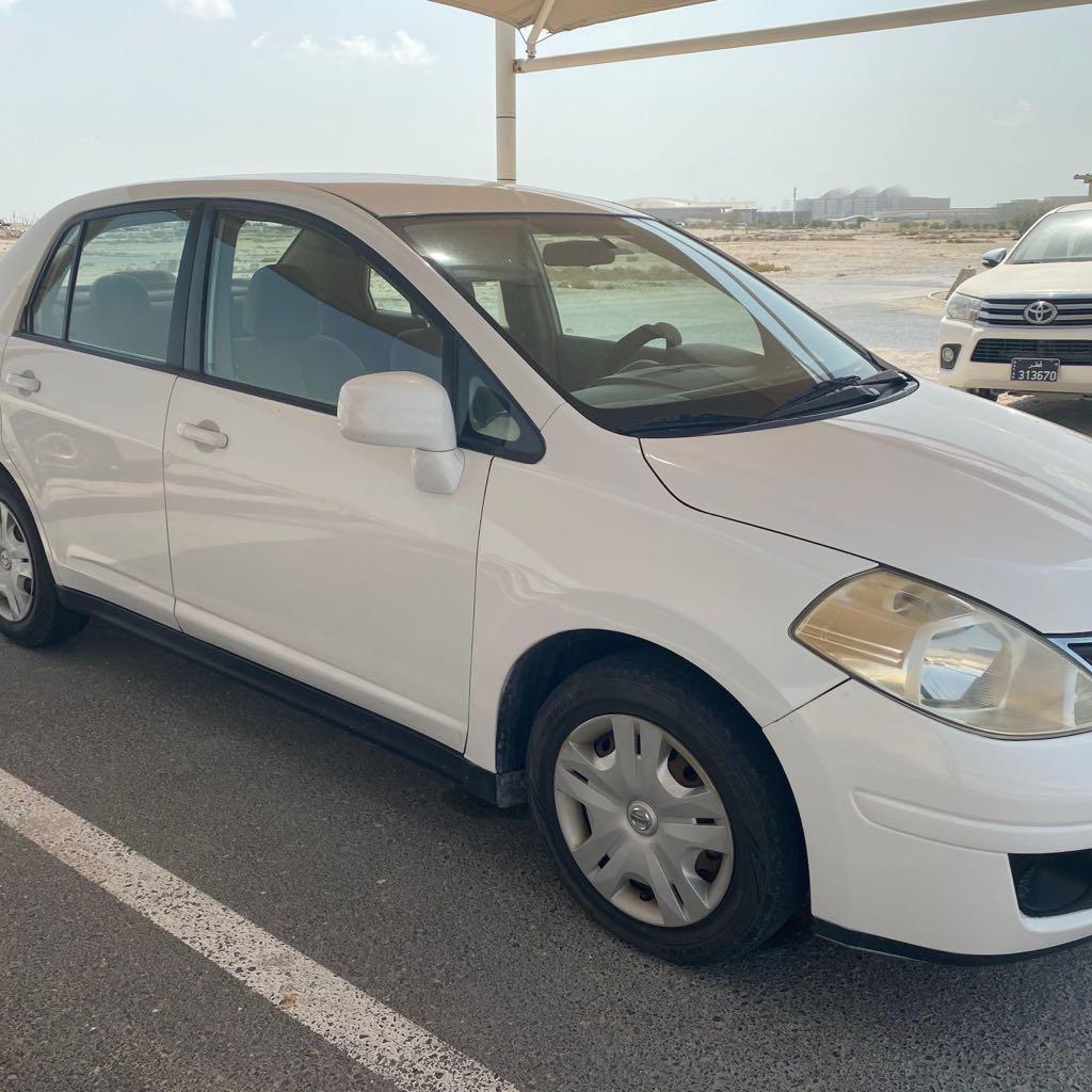 Urgent Sale Nissan Tidda 2011 Good Condition Car