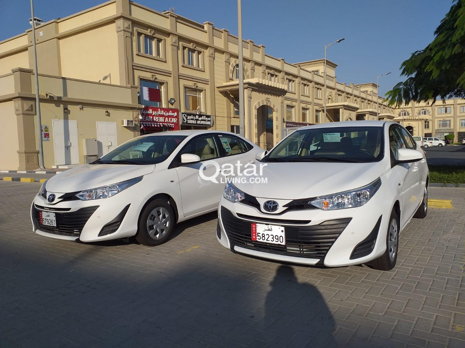 BRAND NEW TOYOTA YARIS -2020 MODEL AVAILABLE FOR
