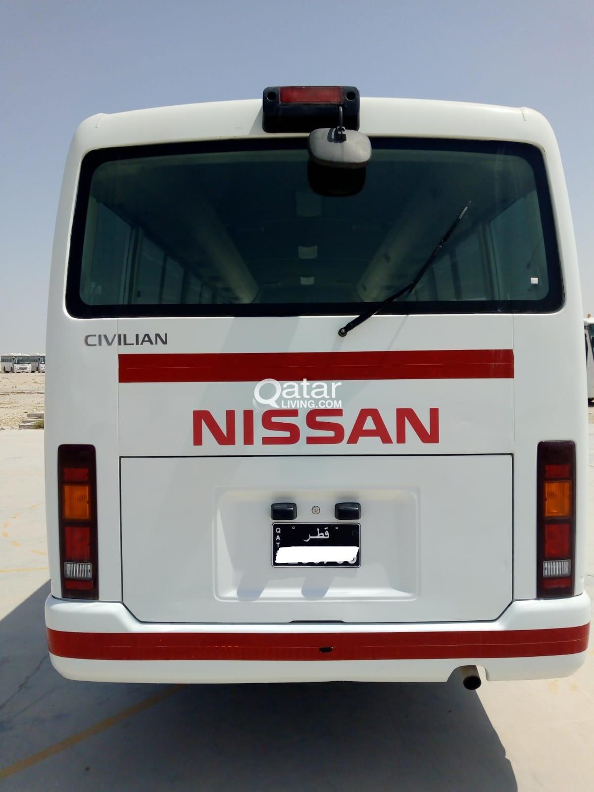 NISSAN CIVILIAN 2015 - GOOD CONDITION FOR SALE