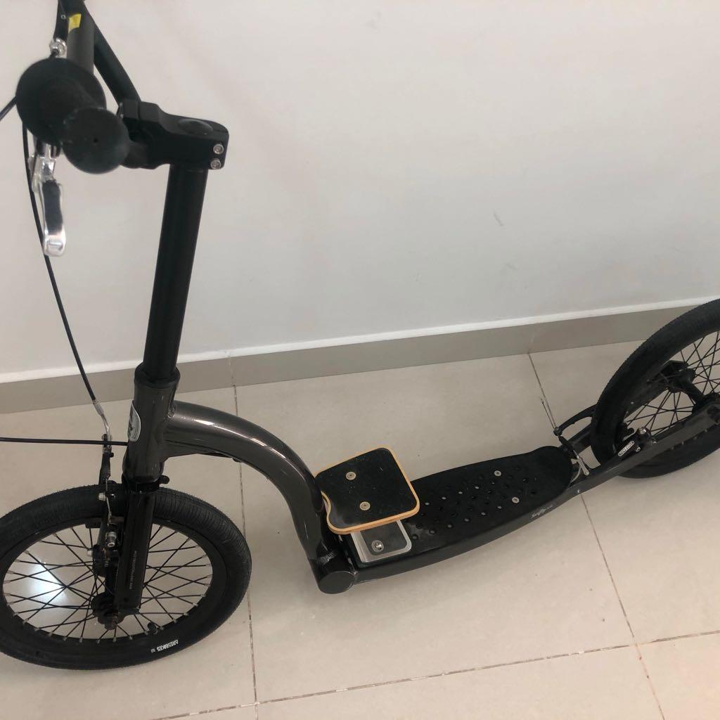 Swifty Air Scooter