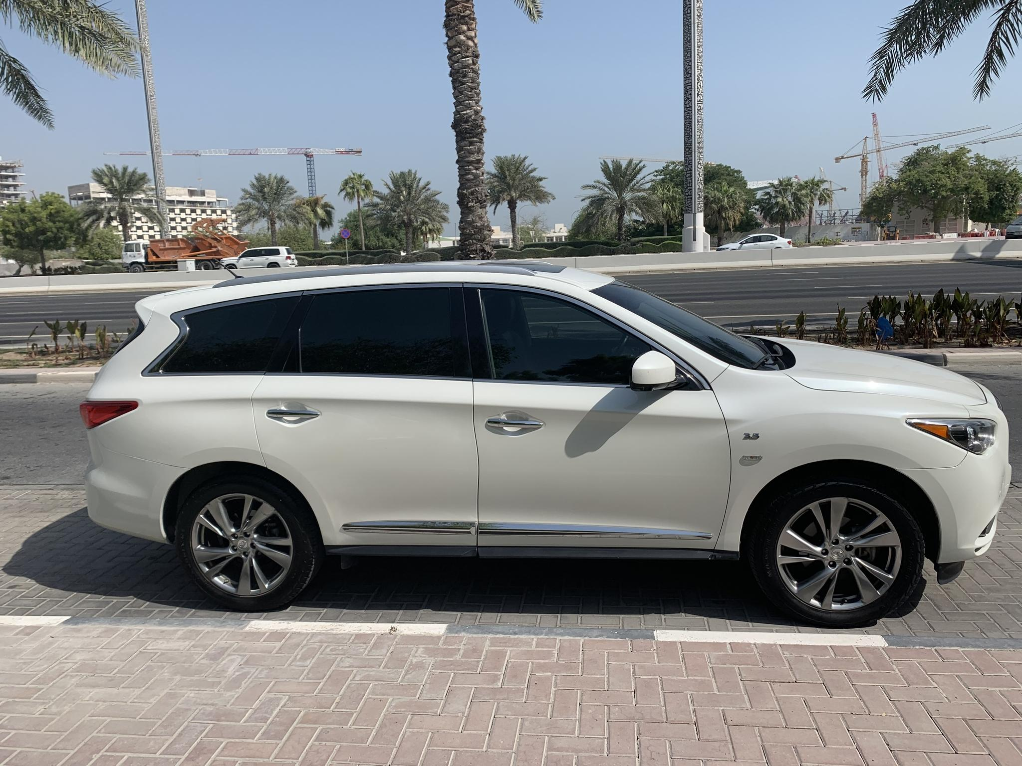 Infinity QX60 in Excellent Condition, First Owner