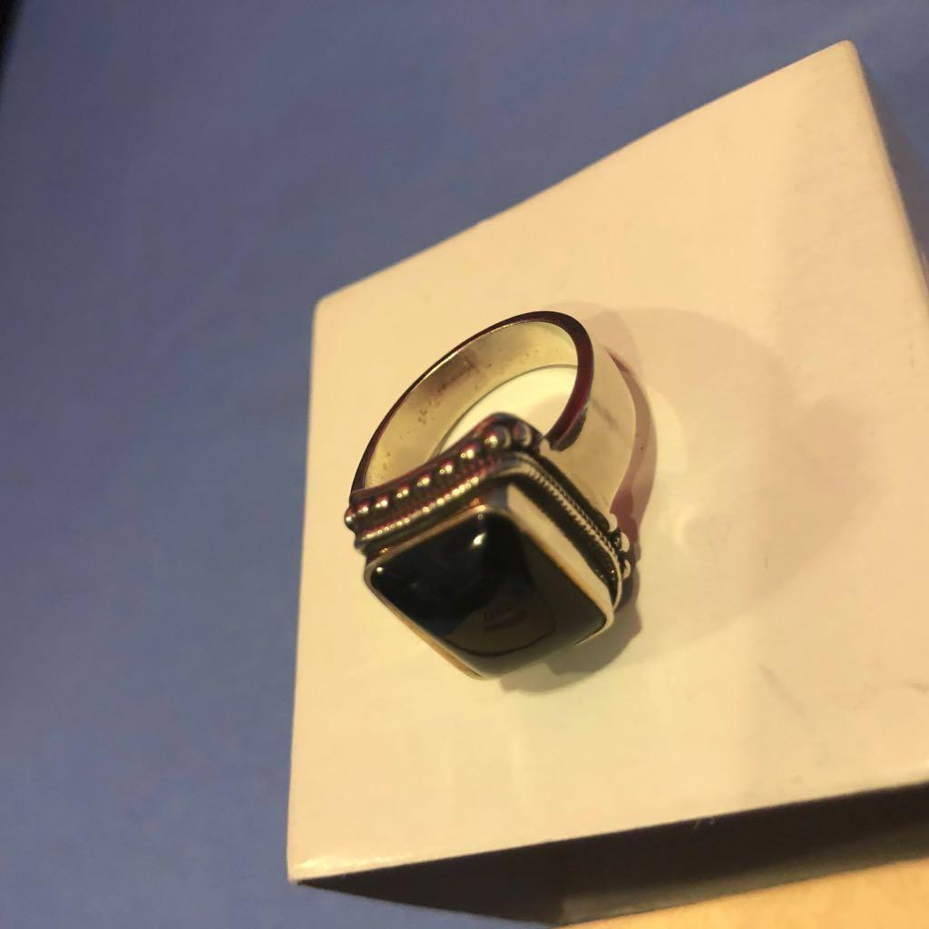 Lucifer's Ring (Seen On Netflix's Lucifer)size 9.5