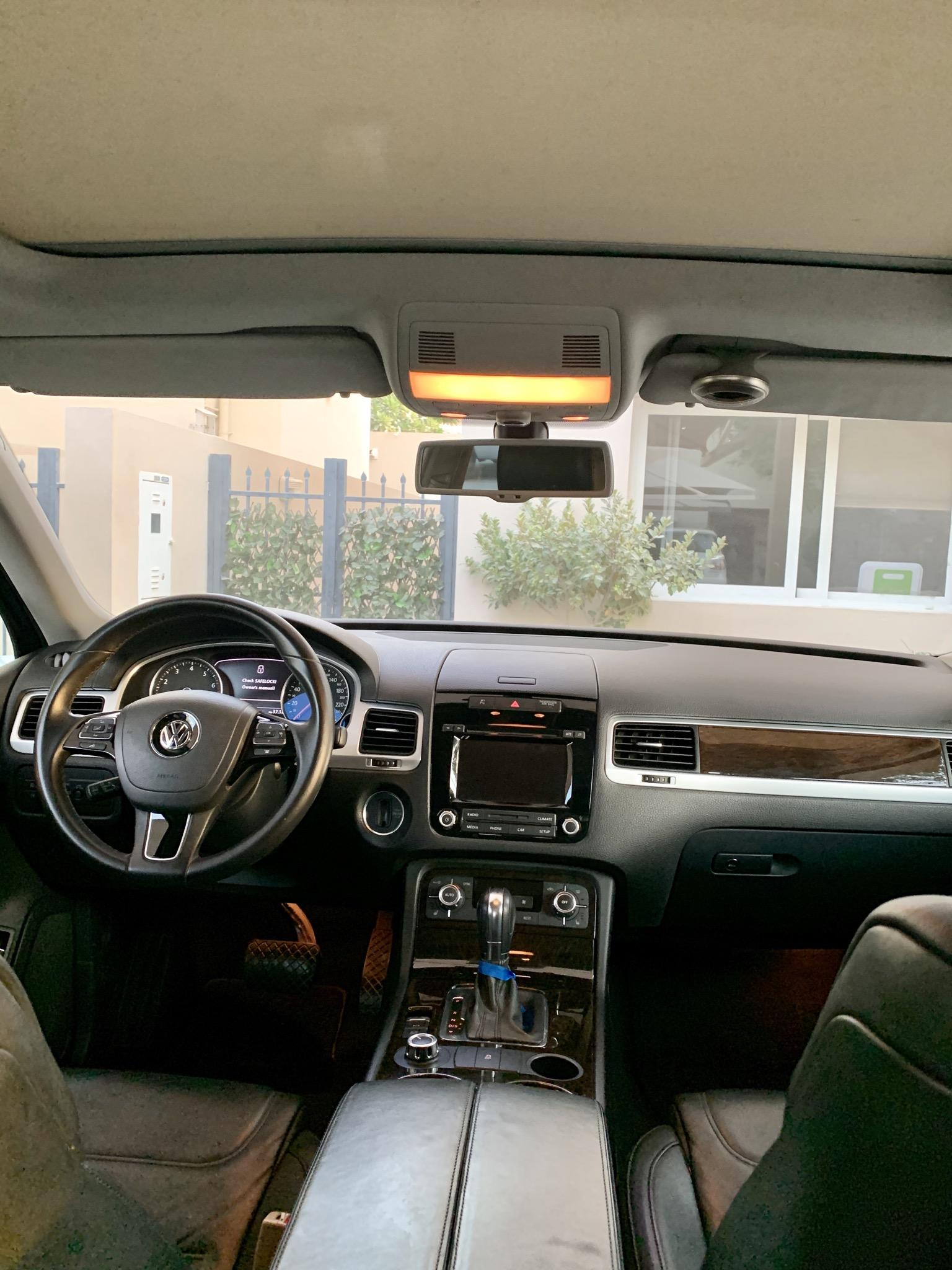 VW Touareg 2014 SEL