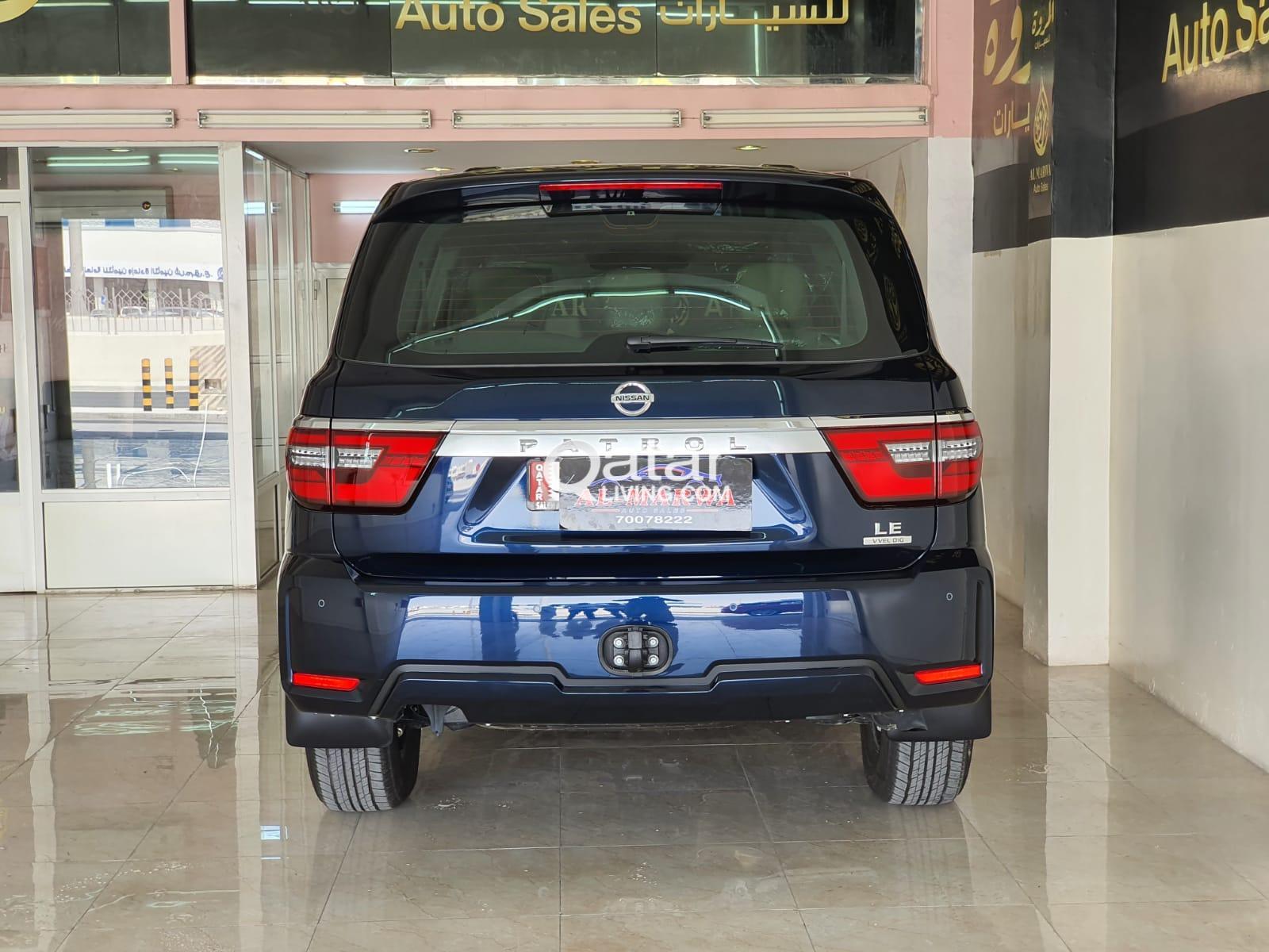 Nissan Patrol LE 2020