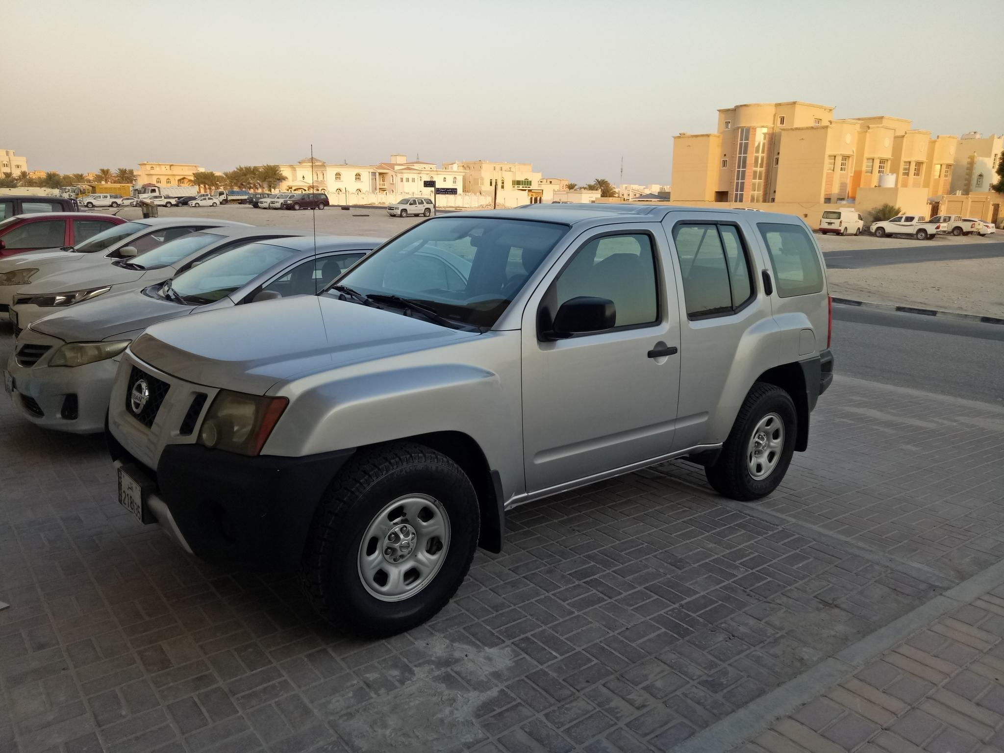 Nissan XTERRA 4.0 for sale