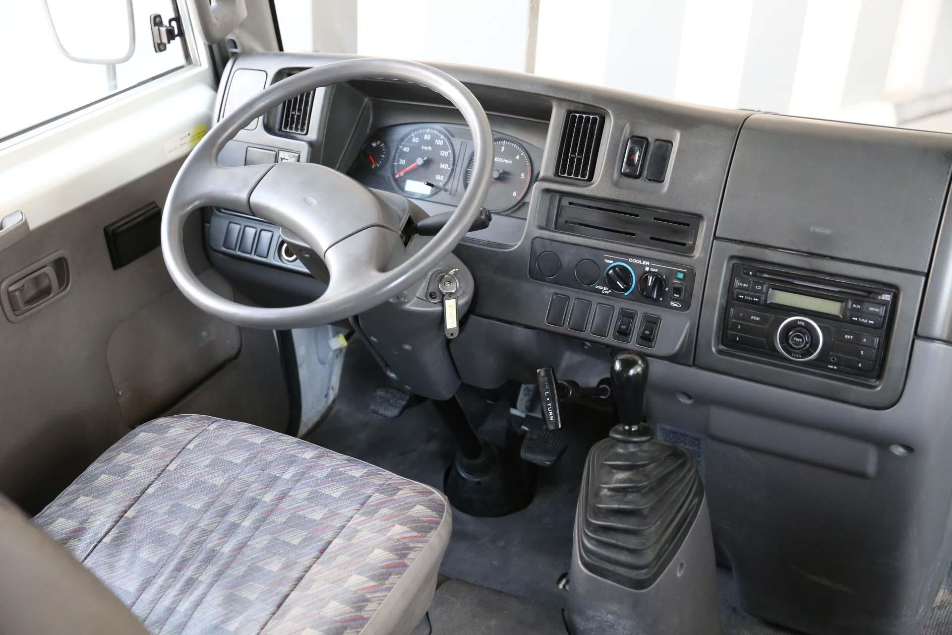 Nissan Civilian 2016 30 Seats