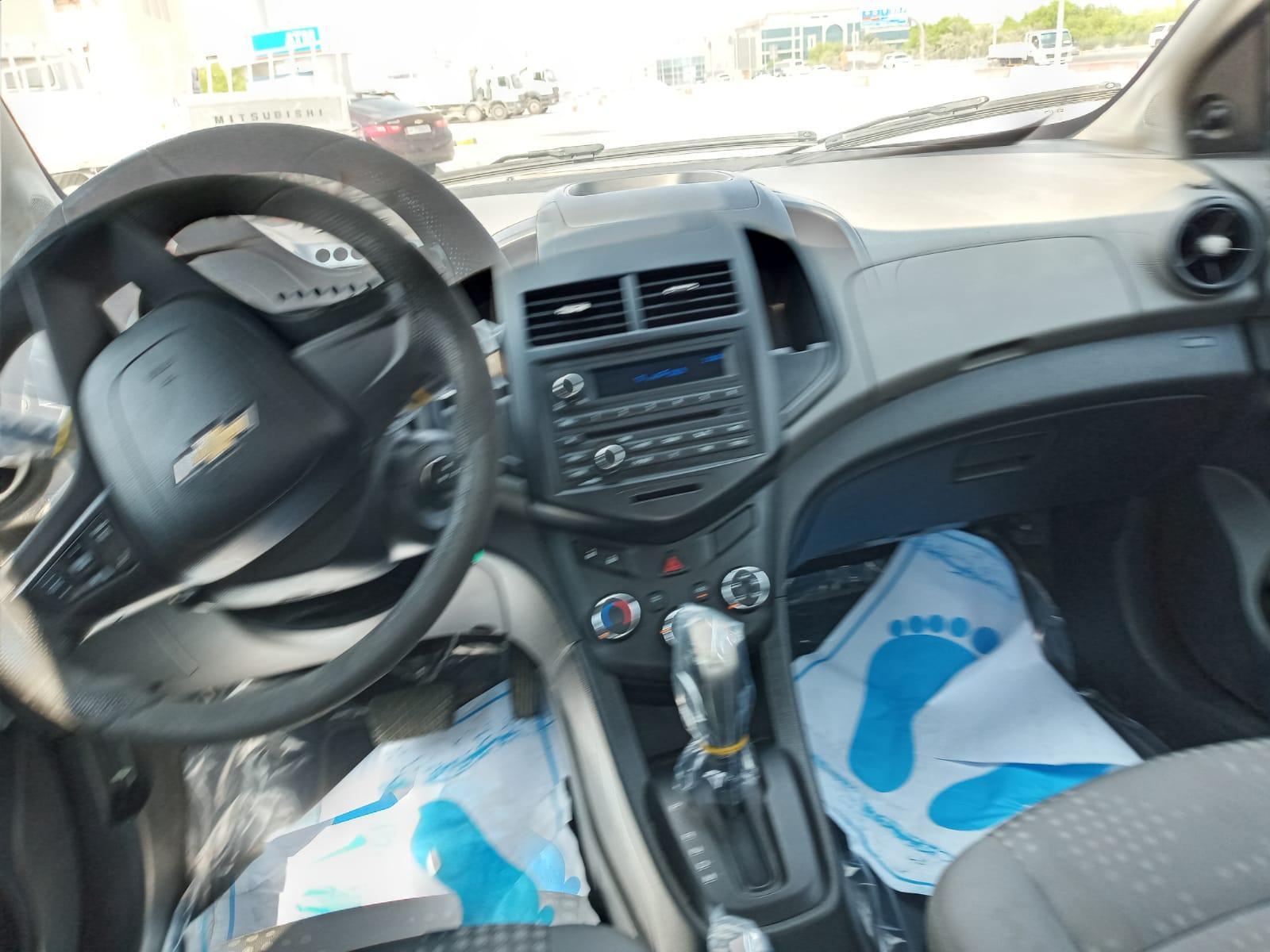Chevrolet Sonic LS 2016