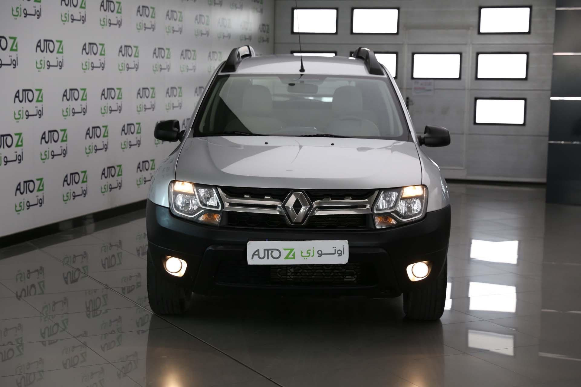 Renault Duster 2017 Silver