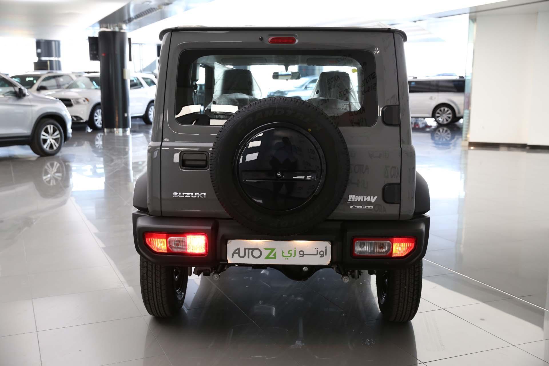 Suzuki Jimny Grey 2021