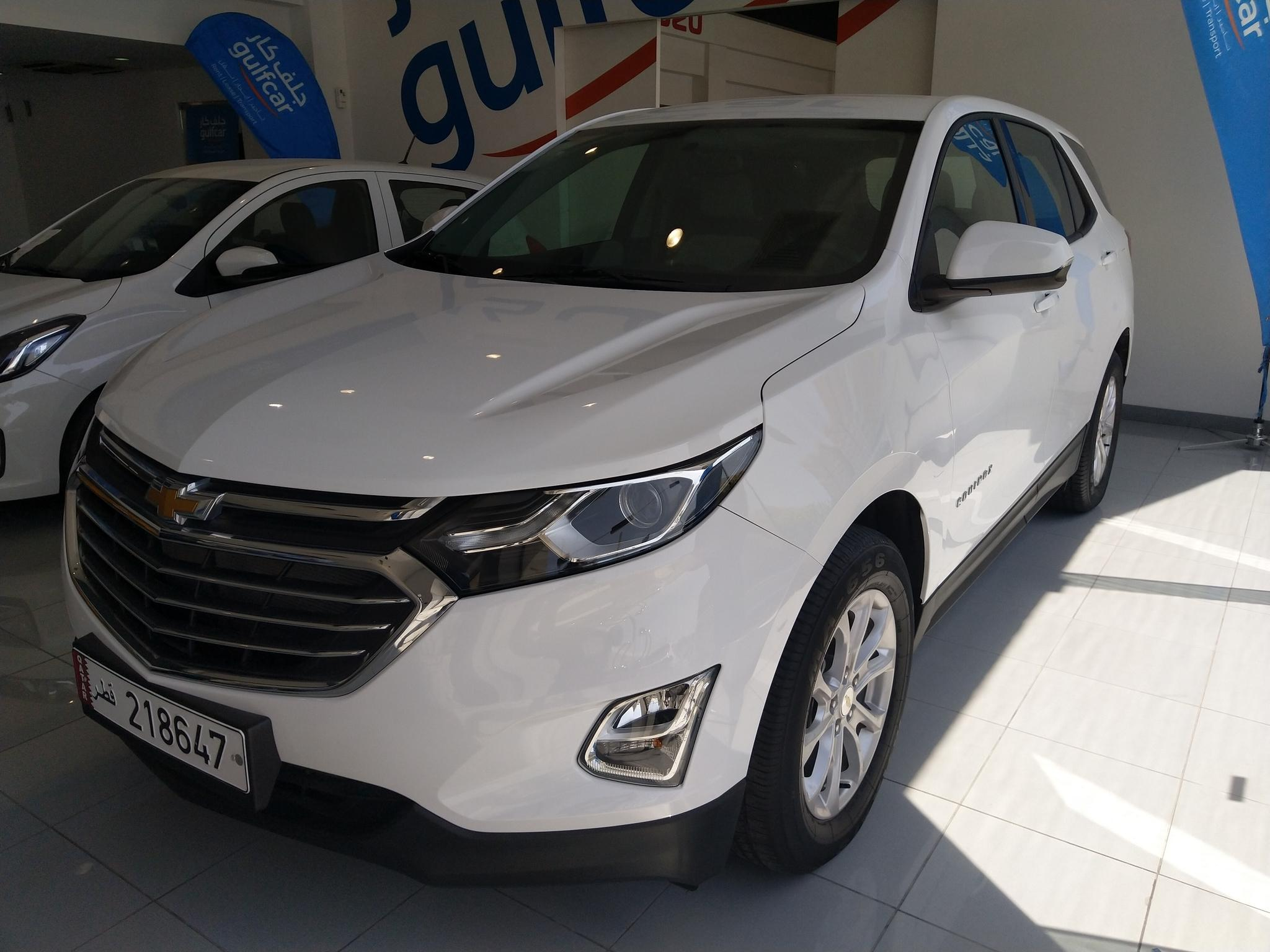 Chevrolet Equinox 1.5L Turbo A/T 2018