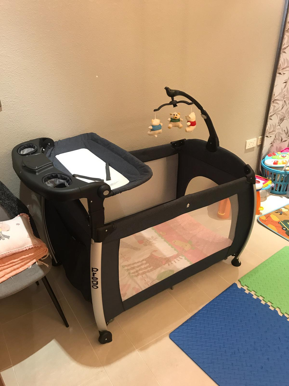 Prego Baby Crib